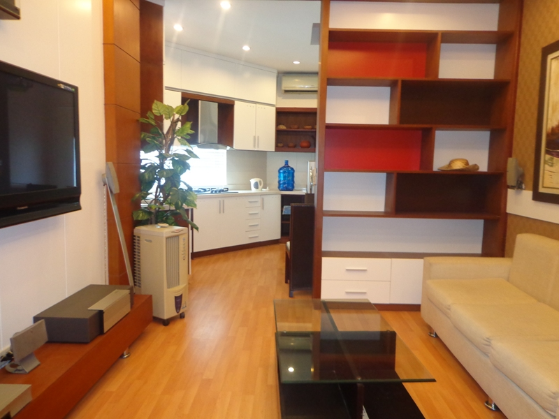 02 Bedrooms, Modern Furnished Serviced Apartment for Rent in Ba Dinh dis