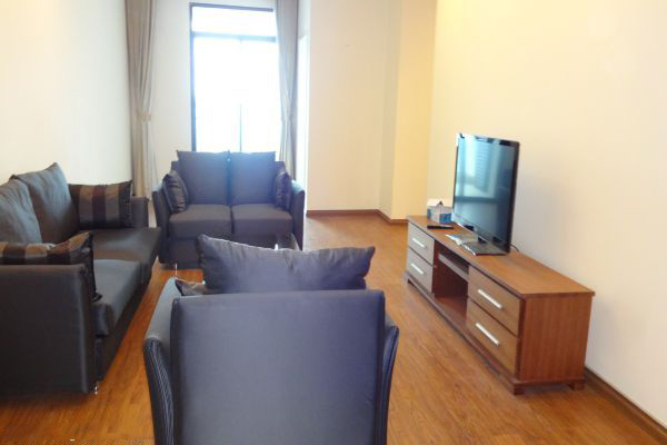 03 Nice Bedrooms Apartment Rental in Vincom Tower