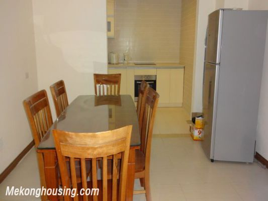 03 Nice Bedrooms Apartment Rental in Vincom Tower 1