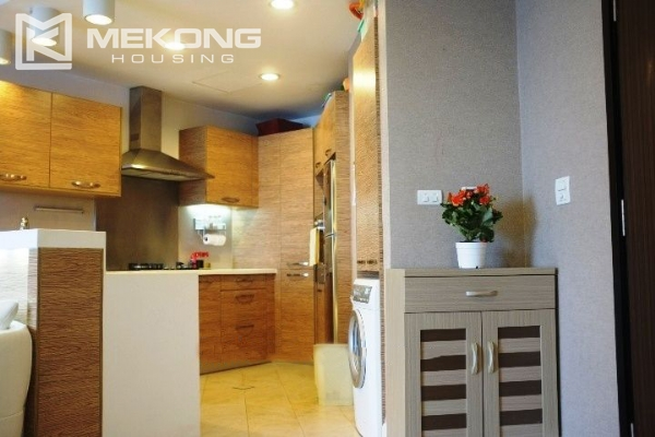 117 sqm apartment with 2 bedrooms and Westlake view for rent in Golden Westlake Hanoi 3