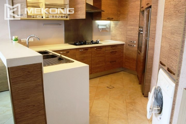 117 sqm apartment with 2 bedrooms and Westlake view for rent in Golden Westlake Hanoi 5