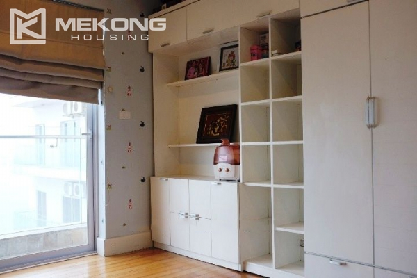 117 sqm apartment with 2 bedrooms and Westlake view for rent in Golden Westlake Hanoi 6