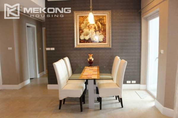 117 sqm apartment with 2 bedrooms and Westlake view for rent in Golden Westlake Hanoi 7