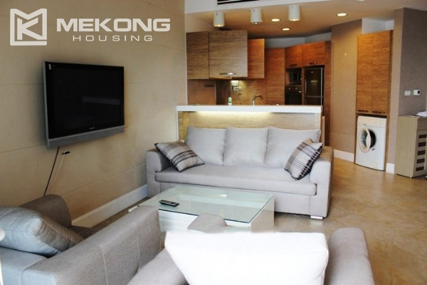 117 sqm apartment with 2 bedrooms and Westlake view for rent in Golden Westlake Hanoi 8