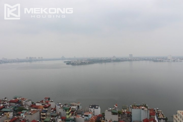 117 sqm apartment with 2 bedrooms and Westlake view for rent in Golden Westlake Hanoi 17