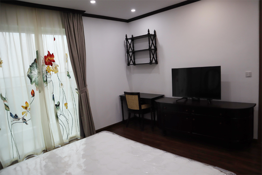 154 sqm apartment with 3 bedrooms on high floor in The Link L3 tower Ciputra Hanoi 11