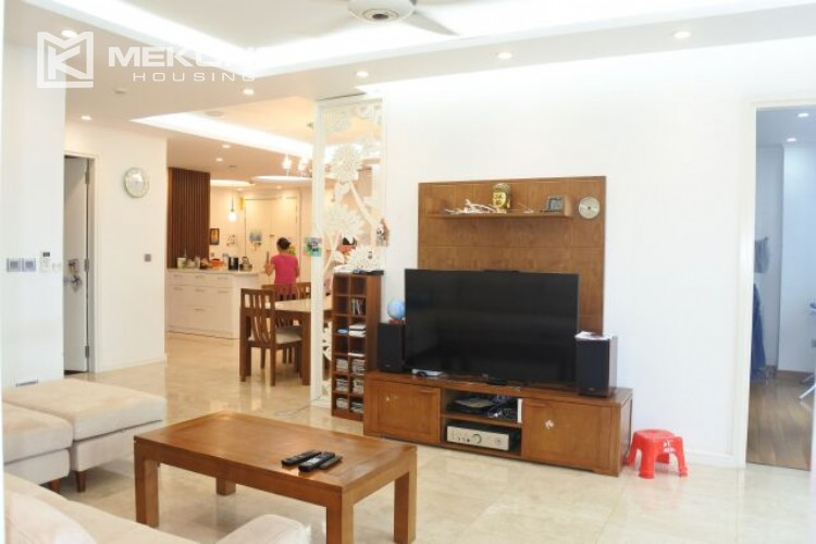 154m2 apartment for rent in Ciputra L tower 4