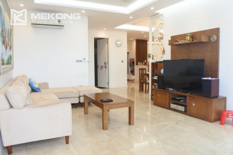 154m2 apartment for rent in Ciputra L tower 5