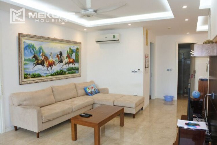 154m2 apartment for rent in Ciputra L tower 6