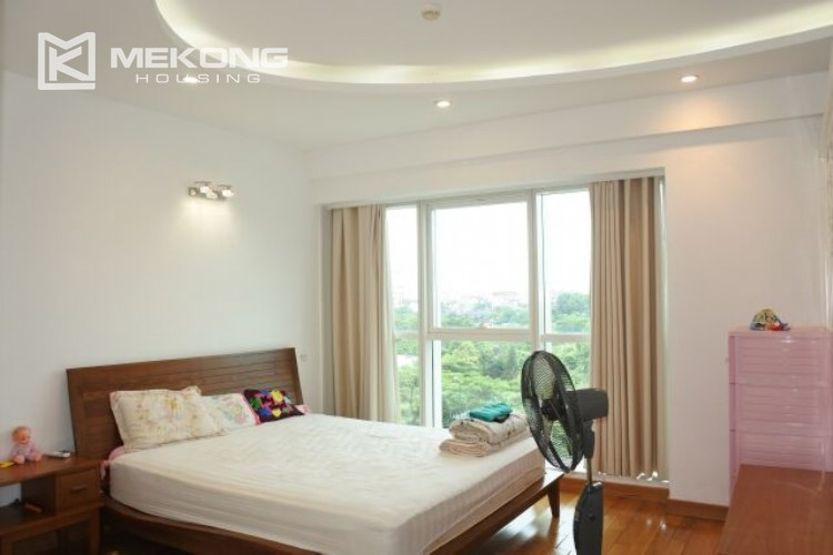 154m2 apartment for rent in Ciputra L tower 10