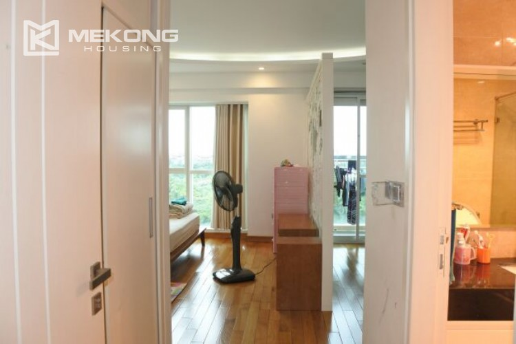 154m2 apartment for rent in Ciputra L tower 8