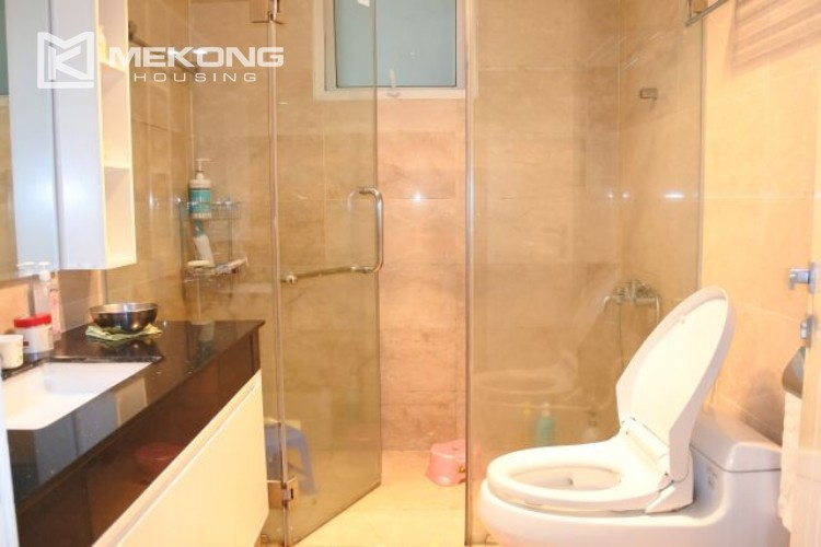 154m2 apartment for rent in Ciputra L tower 9