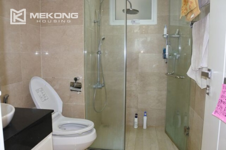 154m2 apartment for rent in Ciputra L tower 15