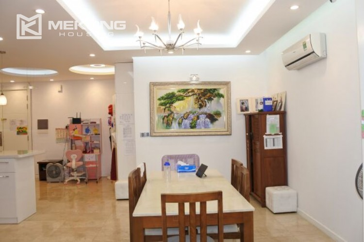 154m2 apartment for rent in Ciputra L tower 21