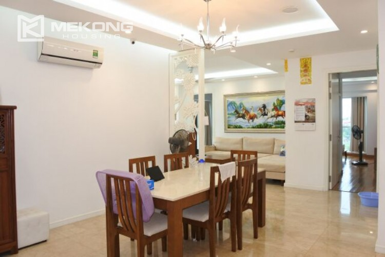 154m2 apartment for rent in Ciputra L tower 22