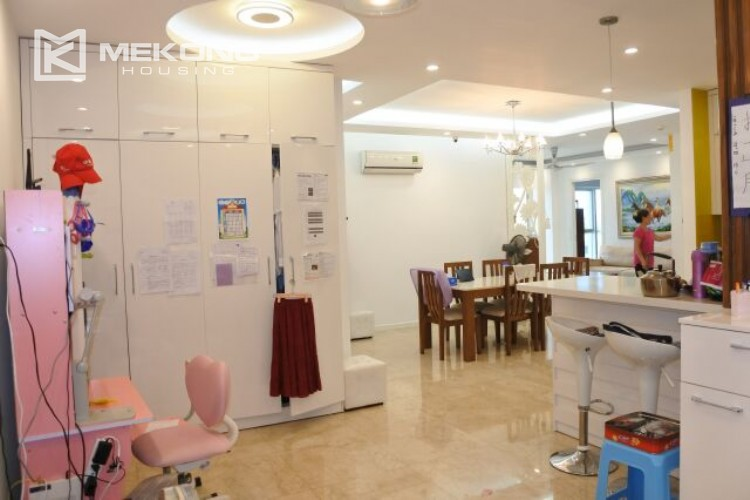 154m2 apartment for rent in Ciputra L tower 24