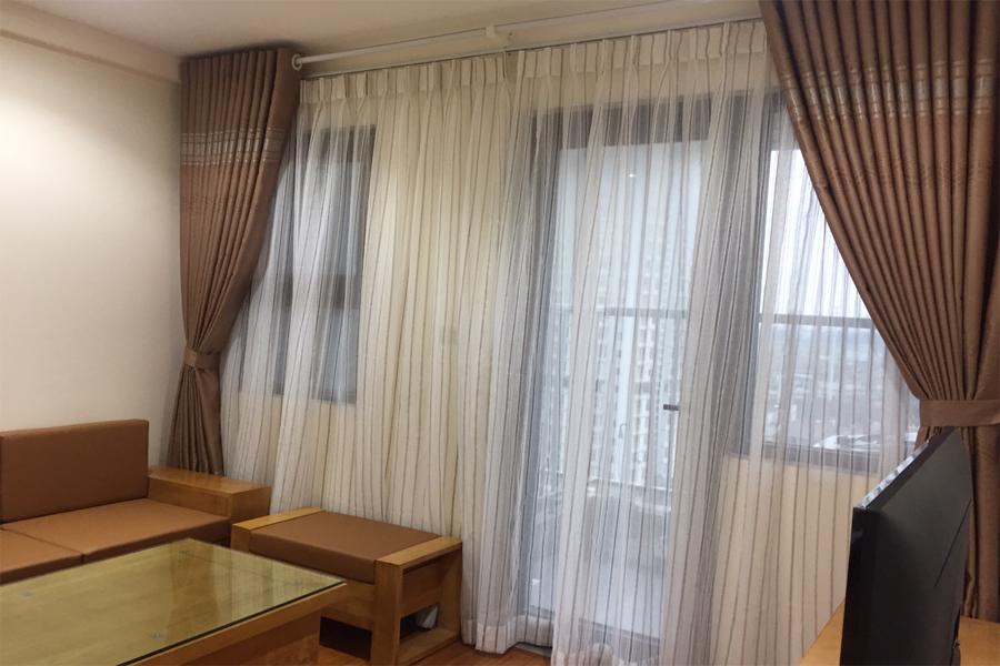 2 bedroom apartment with brand new furniture for rent in Packexim 2 tower, Tay Ho district 2