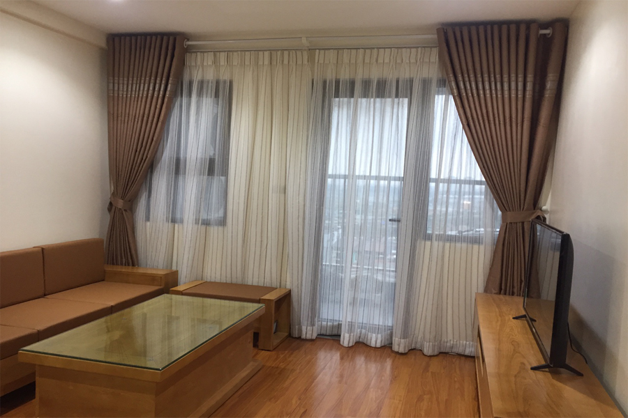 2 bedroom apartment with brand new furniture for rent in Packexim 2 tower, Tay Ho district 4