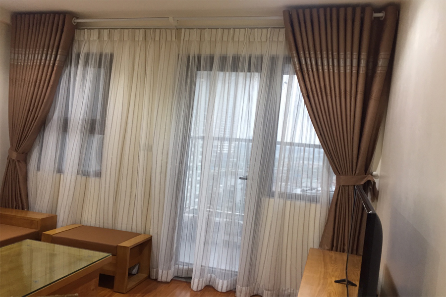 2 bedroom apartment with brand new furniture for rent in Packexim 2 tower, Tay Ho district 5