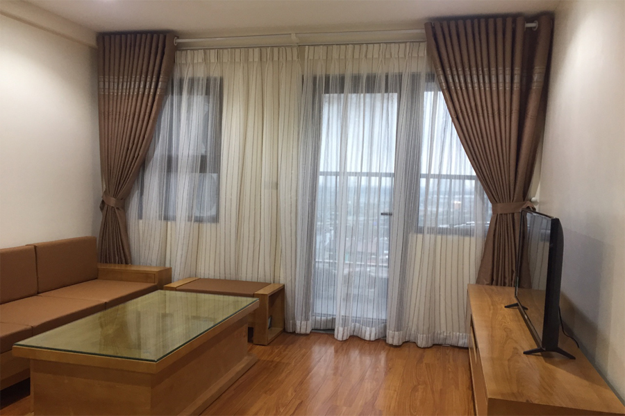 2 bedroom apartment with brand new furniture for rent in Packexim 2 tower, Tay Ho district