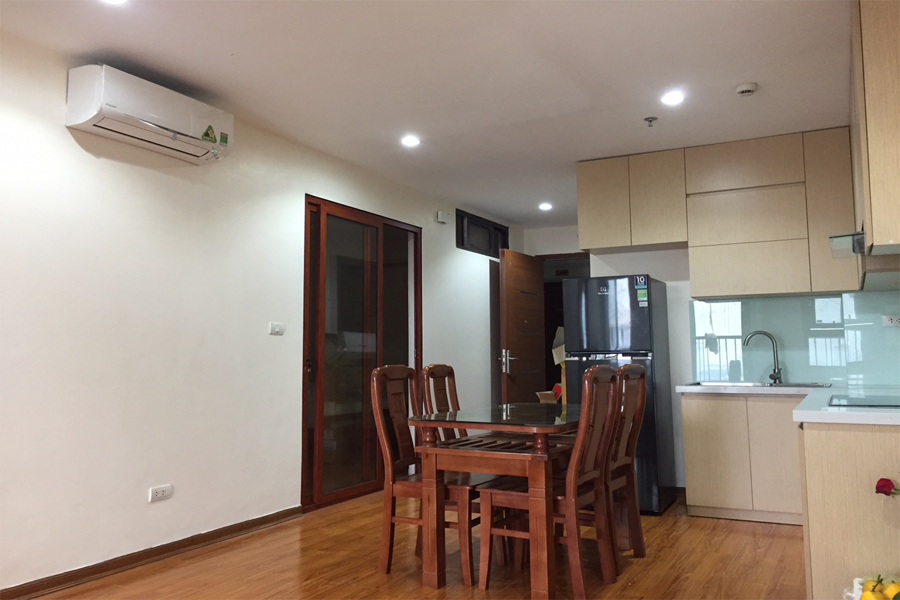 2 bedroom apartment with brand new furniture for rent in Packexim 2 tower, Tay Ho district 1