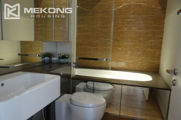 2 bedroom apartment with full furniture for rent in Indochina Plaza Hanoi 10