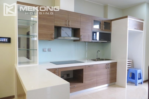 2 bedroom apartment with full furniture for rent in Trang An Complex 6