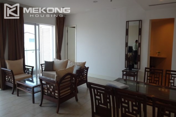 2 bedroom apartment with nice view for rent in Golden Westlake Hanoi 1