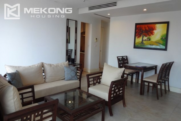 2 bedroom apartment with nice view for rent in Golden Westlake Hanoi 3