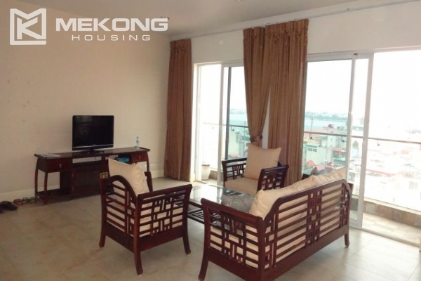 2 bedroom apartment with nice view for rent in Golden Westlake Hanoi 4