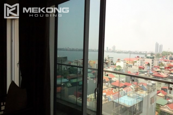2 bedroom apartment with nice view for rent in Golden Westlake Hanoi 5