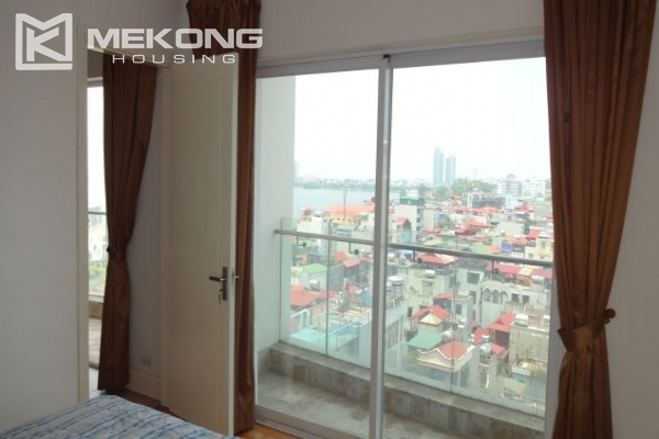 2 bedroom apartment with nice view for rent in Golden Westlake Hanoi 12