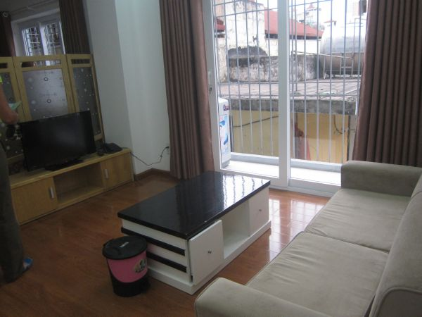 2 bedroom serviced apartment for rent in Dao Tan street, Tay Ho district, Hanoi