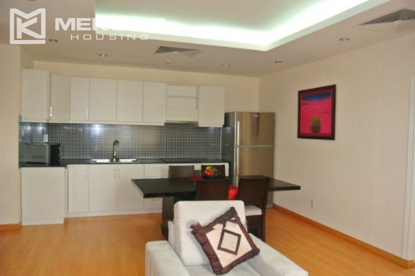 2 bedroom serviced apartment for rent in Trieu Viet Vuong 3