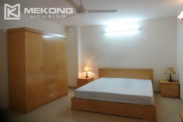2 bedroom serviced apartment with nicely furnished furniture and lake view for rent in Au Co street, Tay Ho district, Hanoi 6