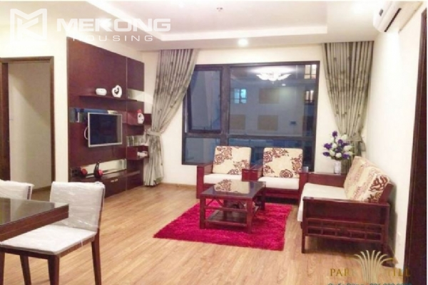 2 bedrooms apartment for rent in Times City Hanoi 1