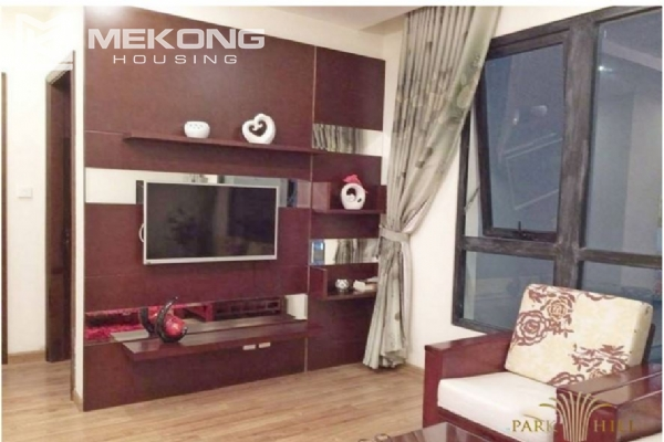 2 bedrooms apartment for rent in Times City Hanoi 2