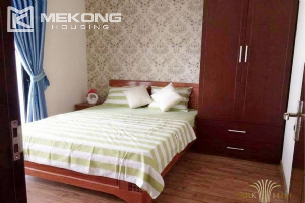 2 bedrooms apartment for rent in Times City Hanoi 4