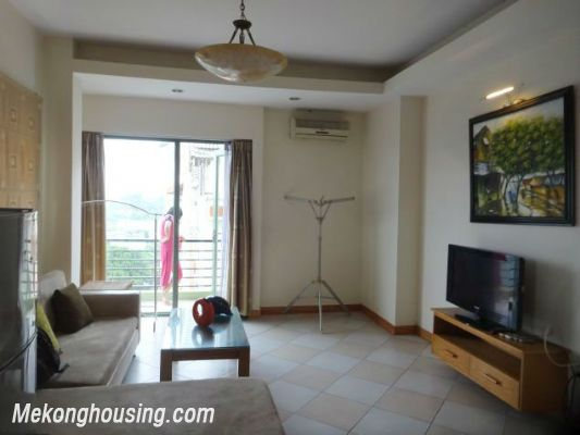 2 bedrooms serviced apartment for rent in Au Co street, Tay Ho, Hanoi 4