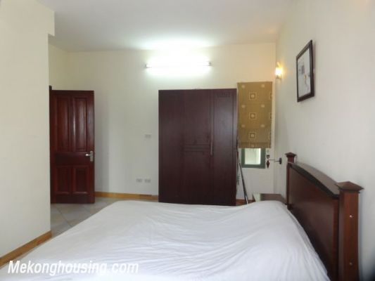 2 bedrooms serviced apartment for rent in Au Co street, Tay Ho, Hanoi 14