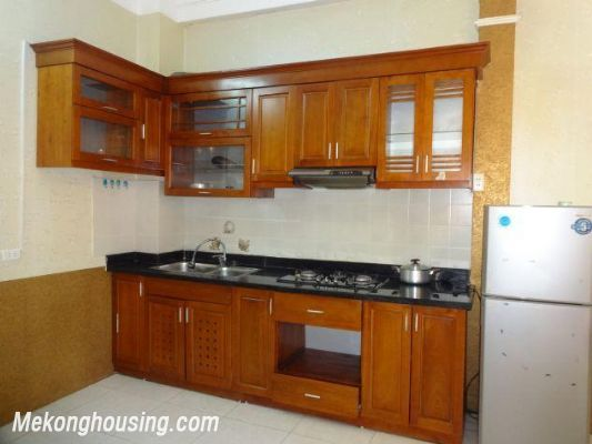 2 bedrooms serviced apartment for rent in Nghi Tam, Tay Ho, Hanoi 3