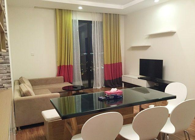 2 nice bedrooms apartment with full furniture for rent in Time City, Hai Ba Trung, Hanoi