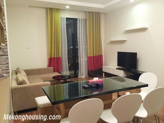 2 nice bedrooms apartment with full furniture for rent in Time City, Hai Ba Trung, Hanoi 1