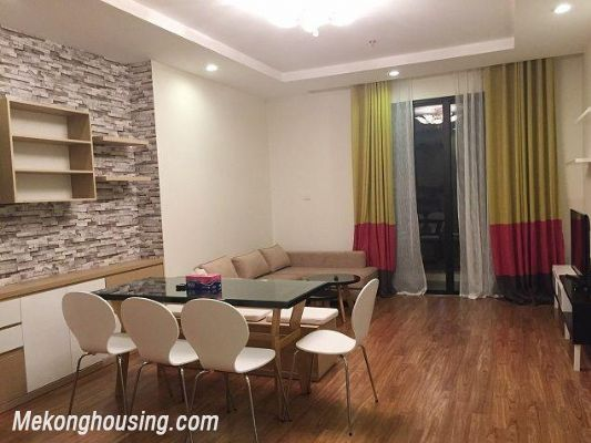 2 nice bedrooms apartment with full furniture for rent in Time City, Hai Ba Trung, Hanoi 2