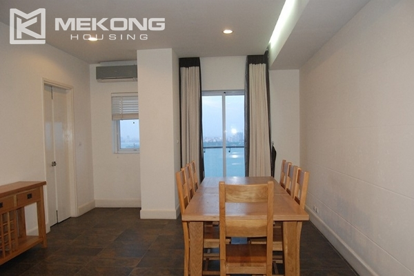 225 sqm apartment with 4 bedrooms and Westlake view for rent in Golden Westlake Hanoi 6
