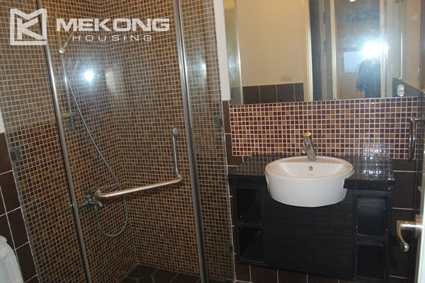 225 sqm apartment with 4 bedrooms and Westlake view for rent in Golden Westlake Hanoi 14