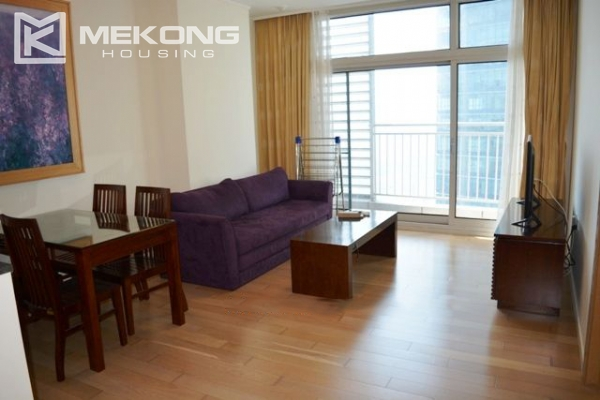 3 bedroom apartment for lease in Keangnam Landmark Tower Hanoi, modern design 1