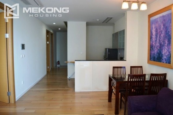 3 bedroom apartment for lease in Keangnam Landmark Tower Hanoi, modern design 2