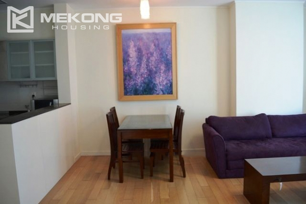 3 bedroom apartment for lease in Keangnam Landmark Tower Hanoi, modern design 3