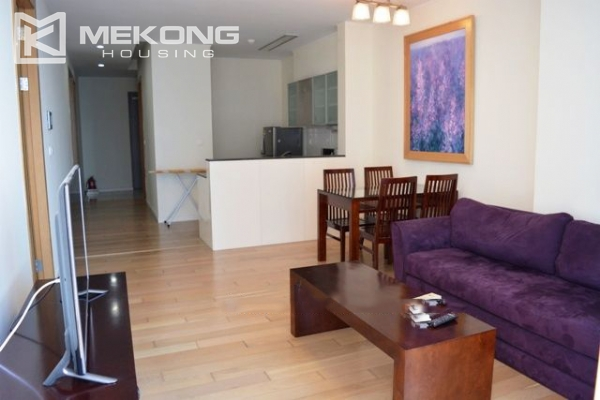 3 bedroom apartment for lease in Keangnam Landmark Tower Hanoi, modern design 4